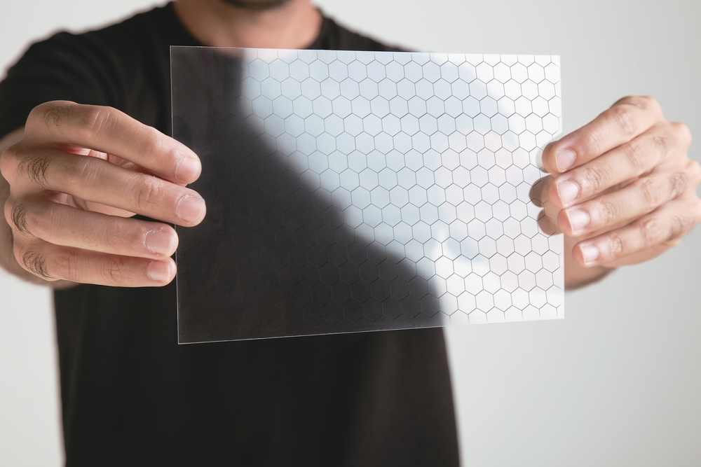Graphene elastic sheet